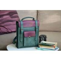 Рюкзак bp_15_green_bordo
