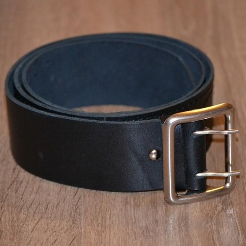 Ремінь шкіряний прошитий 50 мм чорний be 010 black 3606 graphite ... 0ebc5ea5d3e5c