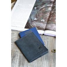 Обкладинка для паспорта co_001_blue