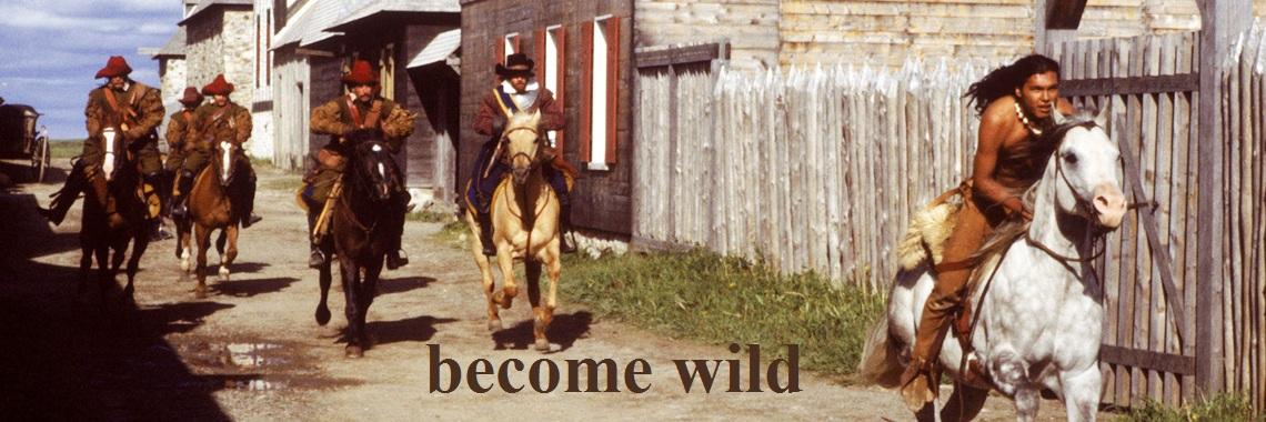 become wild