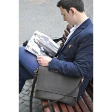 Чоловіча сумка messenger mb_005_brown