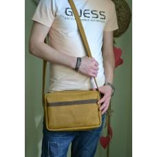 Чоловіча сумка  mb_007_camel