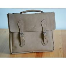 Чоловічий портфель з натуральної шкіри mb_011_olive