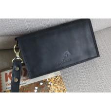 Клатч-гаманець wa_017_black