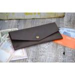 Жіночий гаманець-конверт wa_009_brown