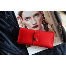 Жіночий гаманець з монетницею wa_010_red_orion