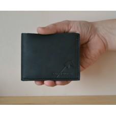 Компактне портмоне з натуральної шкіри wa_016_black