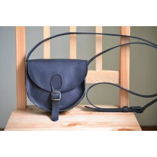 Жіноча сумка із застібкою wb_002_black