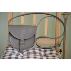 Жіноча сумка із застібкою wb_002_grey_pullup