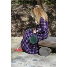 Кругла сумка wb_041_green