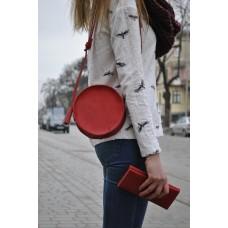 Кругла сумка wb_041_red