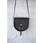 Жіноча сумка на кнопочці wb_046_black_bw