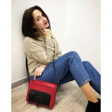 Жіноча сумка wb_047_red_black