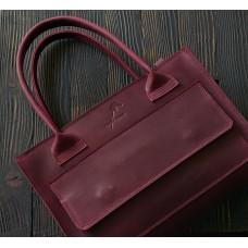 Жіноча сумка wb_074_bordo