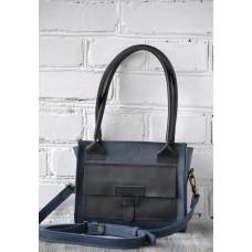 Жіноча сумка wb_007_blue_black