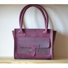 Жіноча сумка wb_007_bordo